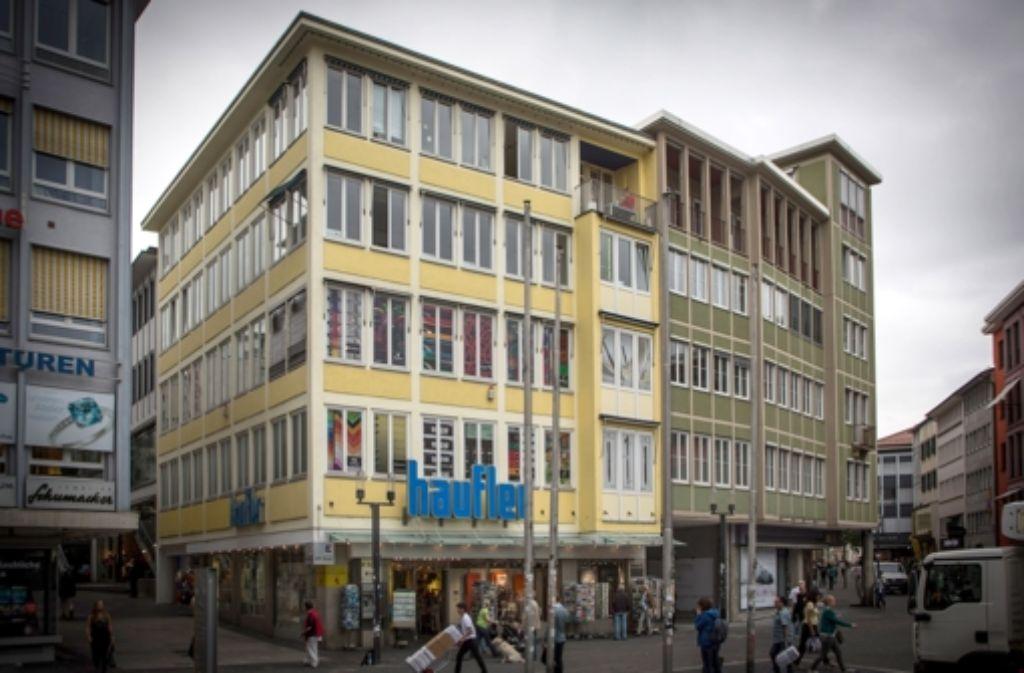 Einzelhandel In Stuttgart Haufler Am Markt Hort Ganz Auf