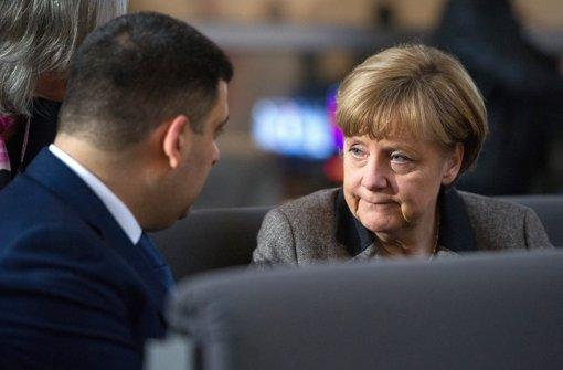 Bundestag billigt Ukraine-Abkommen