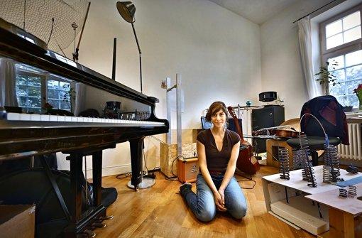 unser wohnzimmer stuttgart raum und m beldesign inspiration. Black Bedroom Furniture Sets. Home Design Ideas