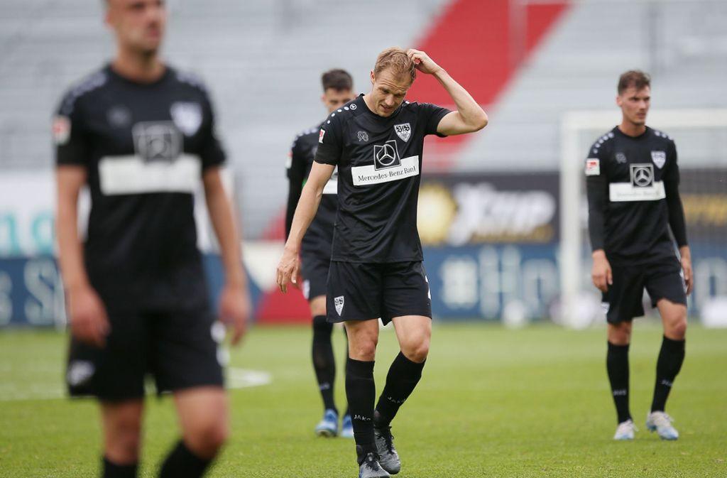 Viele Baustellen vor dem Topspiel des VfB Stuttgart: Alarmstufe dunkelrot!