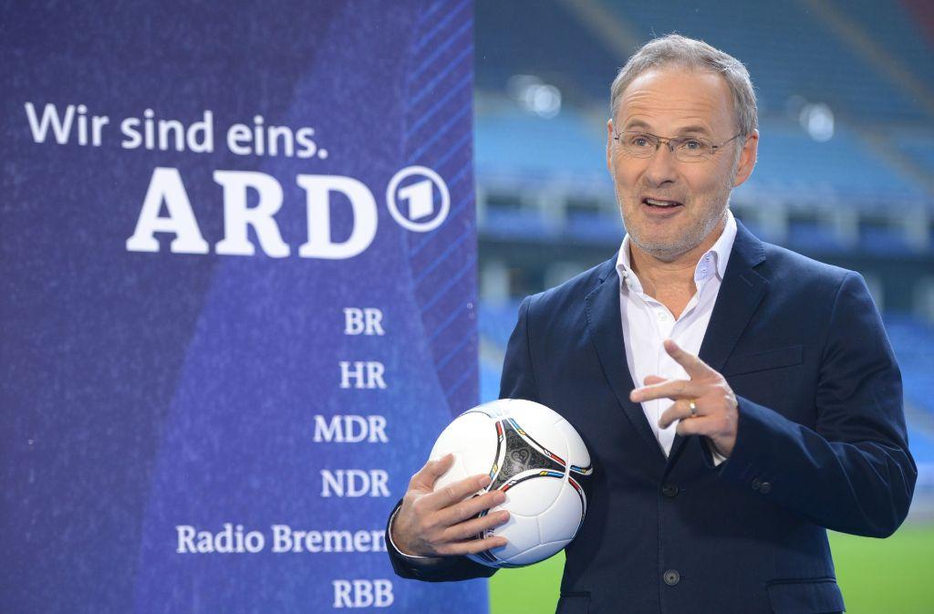 Reinhold Beckmann Sportschau