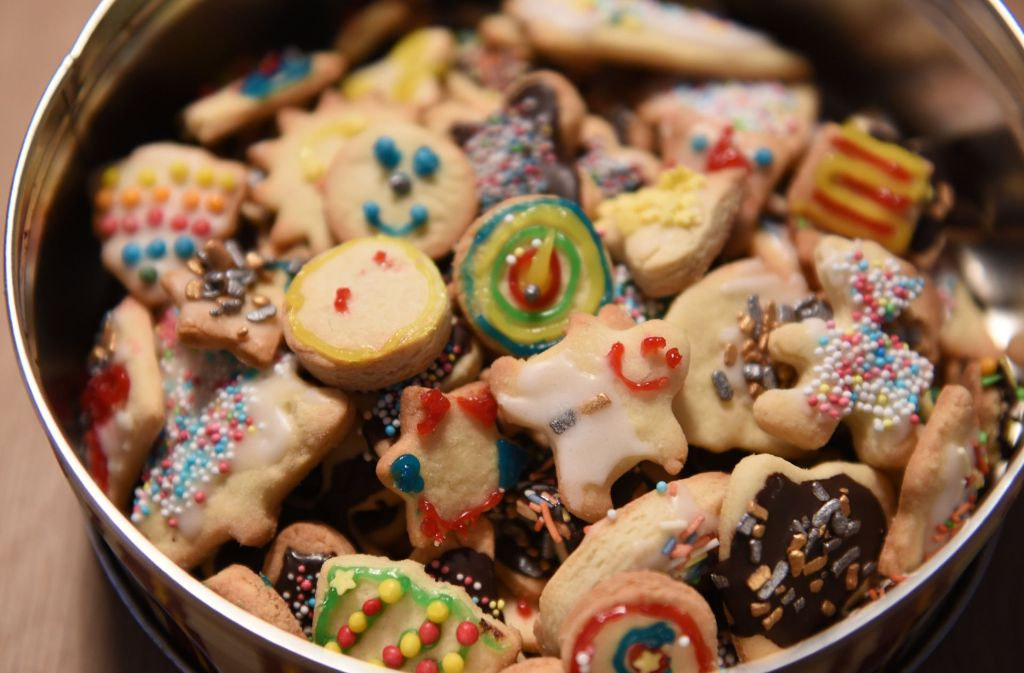 Gebäck an Weihnachten: So schlagen Plätzchen nicht auf den Magen ...