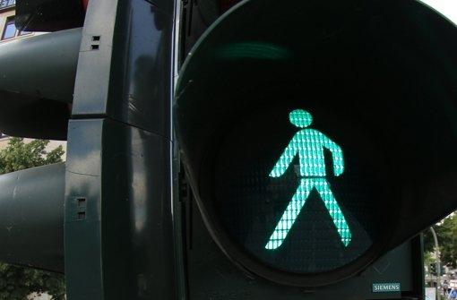 Fußgänger sollen es besser haben