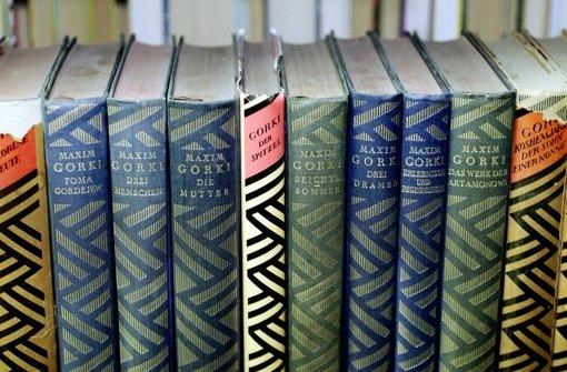 Das Fördergeld wird in Weltliteratur investiert. Foto: Steinert