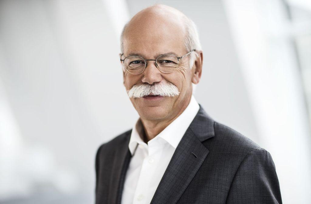 Vorstand Daimler