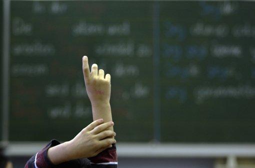 Manche Schulen bieten wieder eine neunjährige Gymnasialzeit an. Foto: Schuermann