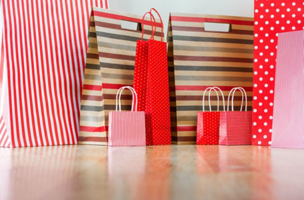 Einkäufe für Weihnachten: Das Geld sitzt locker wie lange nicht ...