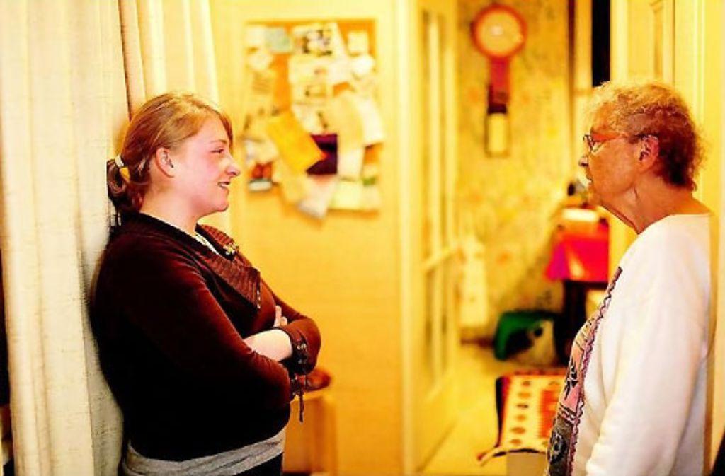 Wohnen tausche wohnung gegen hilfe wohnen bauen for Wohnung dekorieren hilfe