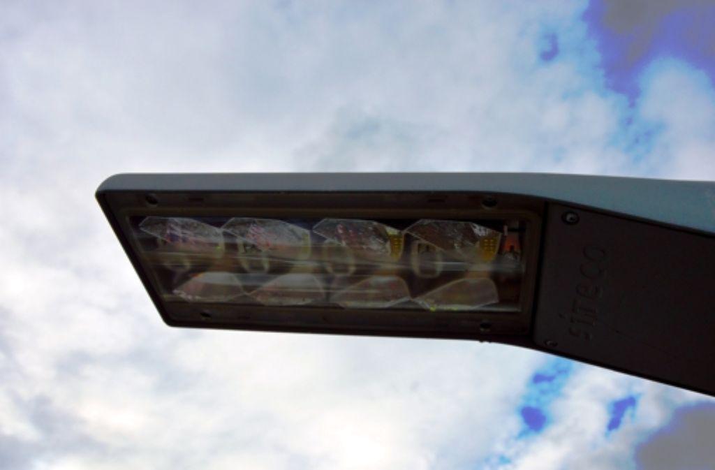 Umr sten auf led lampen in fellbach das neue licht auf for Lampen stuttgart