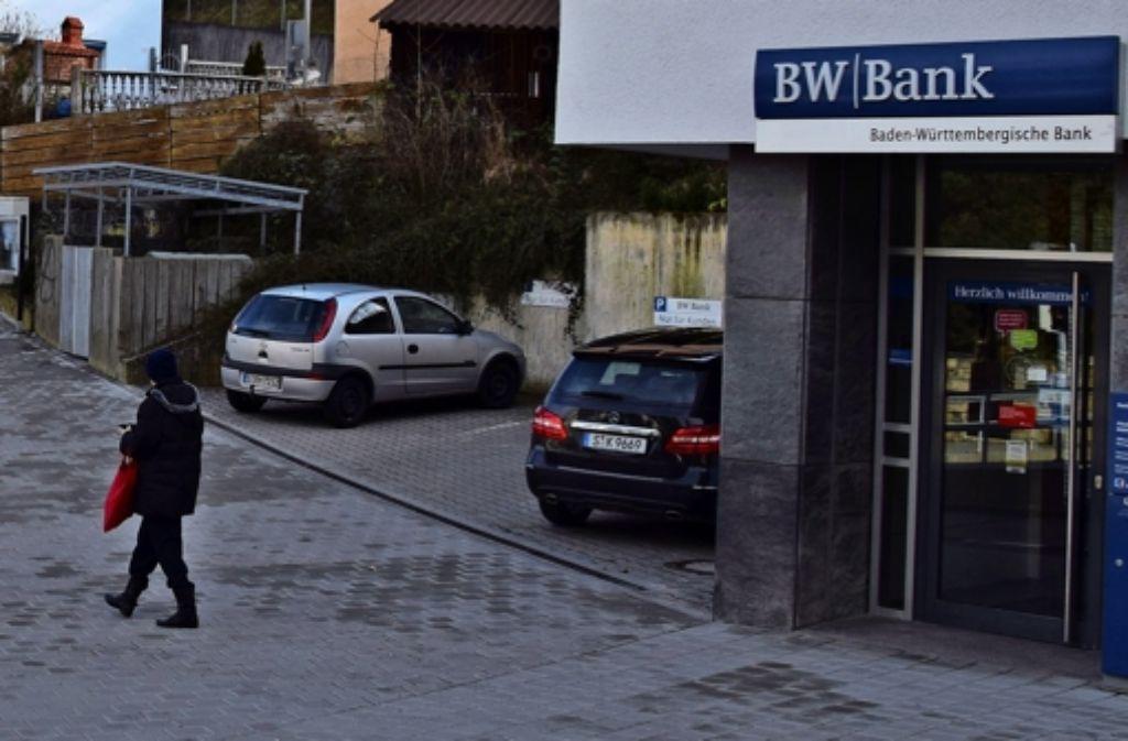 Stuttgart-Kaltental: Im Flecken Wird Gemunkelt, BW-Bank