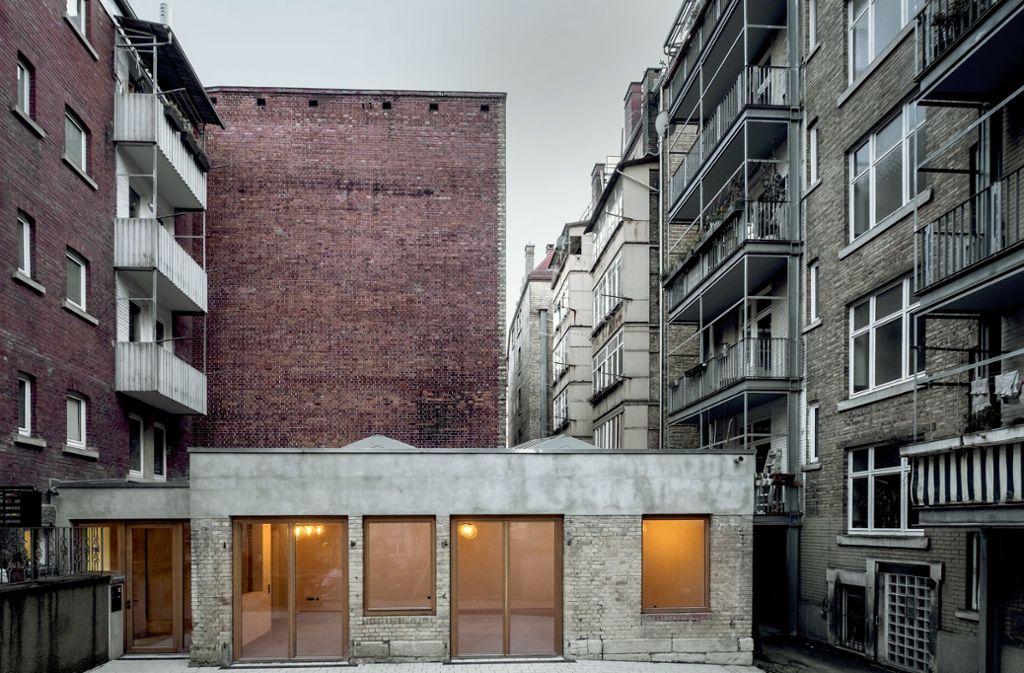 Stuttgarts Ungewohnlichste Wohnung Wie Aus Bauschutt Ein