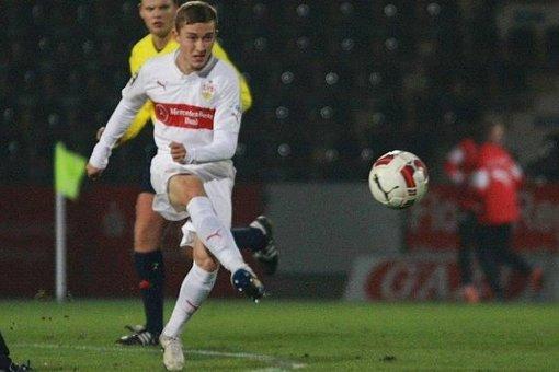 Kramny setzt beim VfB II auf Sirgedas