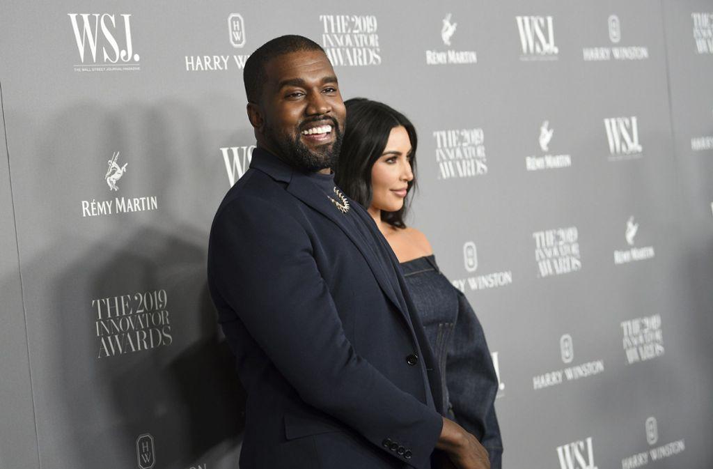 Gigi Hadid, Kim Kardashian und Co. - Schaulaufen bei den WSJ Innovator Awards in New York City - Stuttgarter Zeitung
