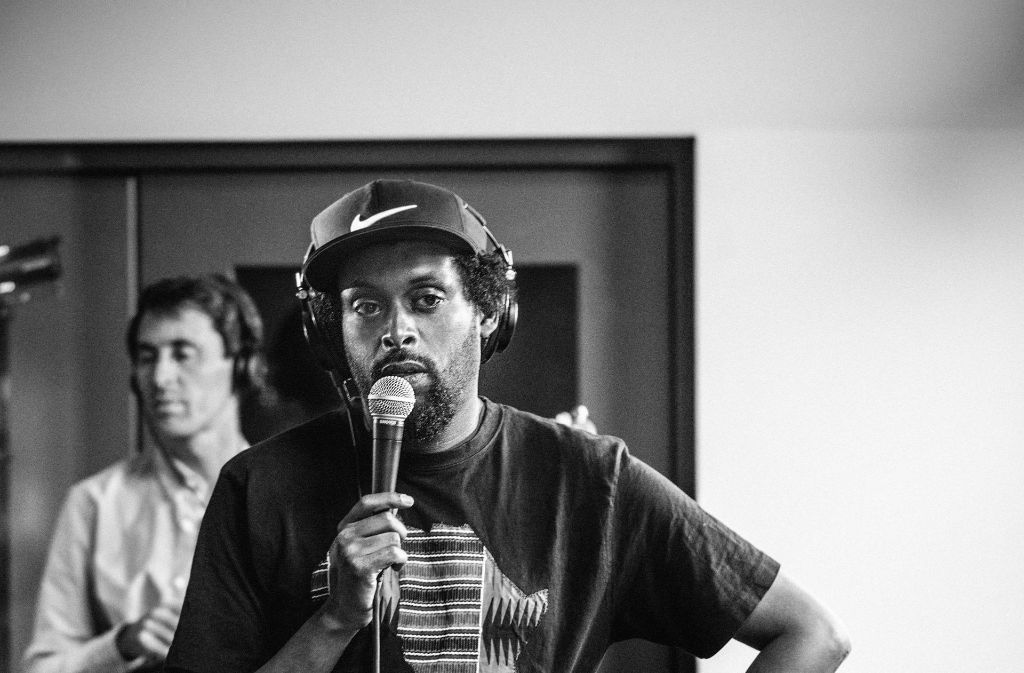 Rapper Afrob Heute Ist Stuttgart Meine Spirituelle Basis