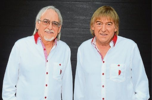 Die Amigos machen auf ihrer Gold-Tour Station in Balingen