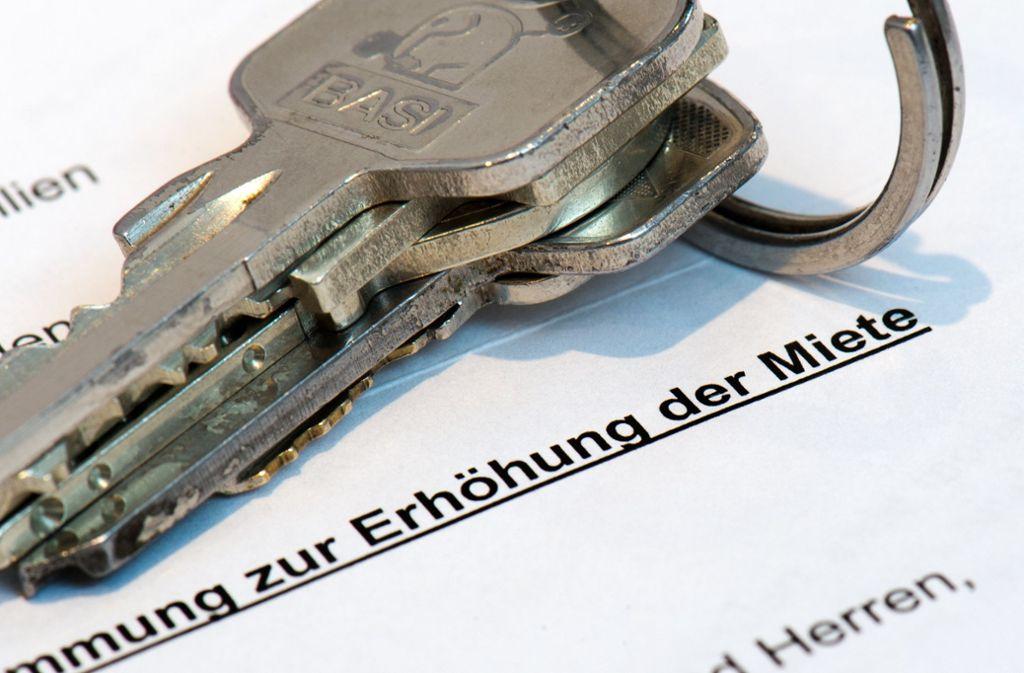 Steigende Mieten Viele Deutsche Haben Angst Ihre Wohnung Zu