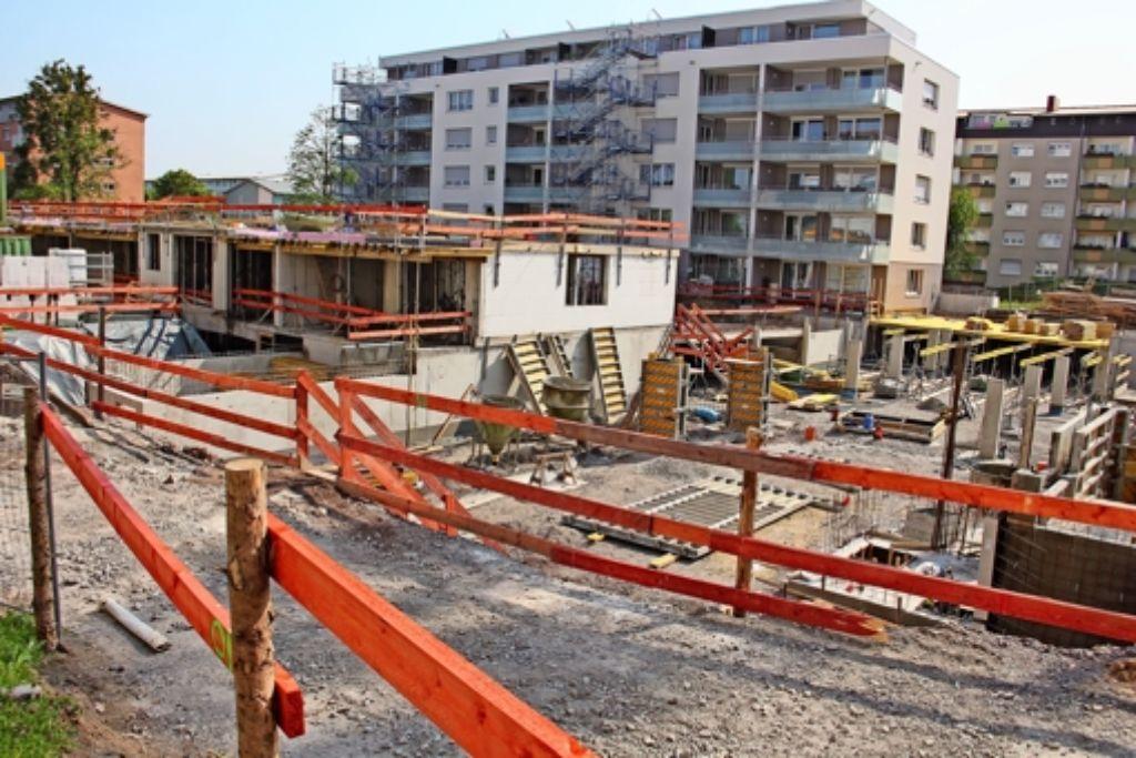 Baugenossenschaft Neues Heim Setzt Auf Niedrige Mieten