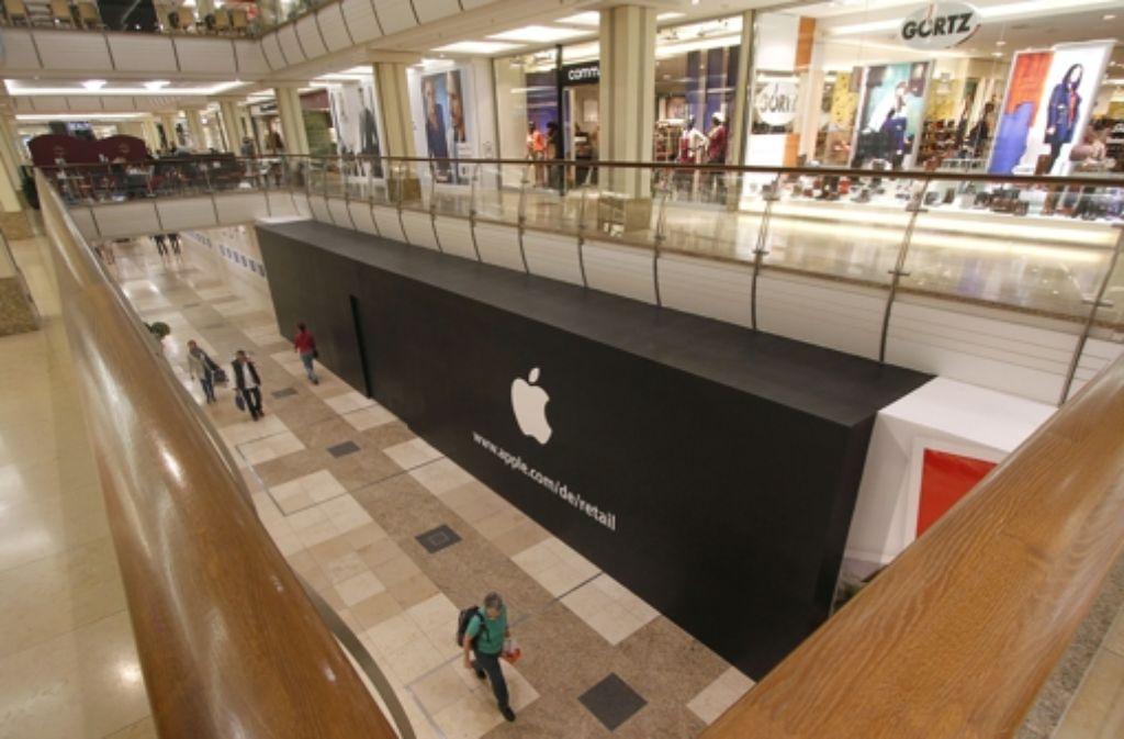 apple store registrieren