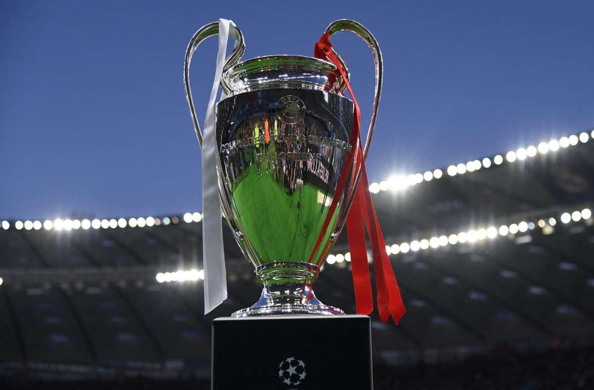 Champions League Mittwoch Гјbertragung