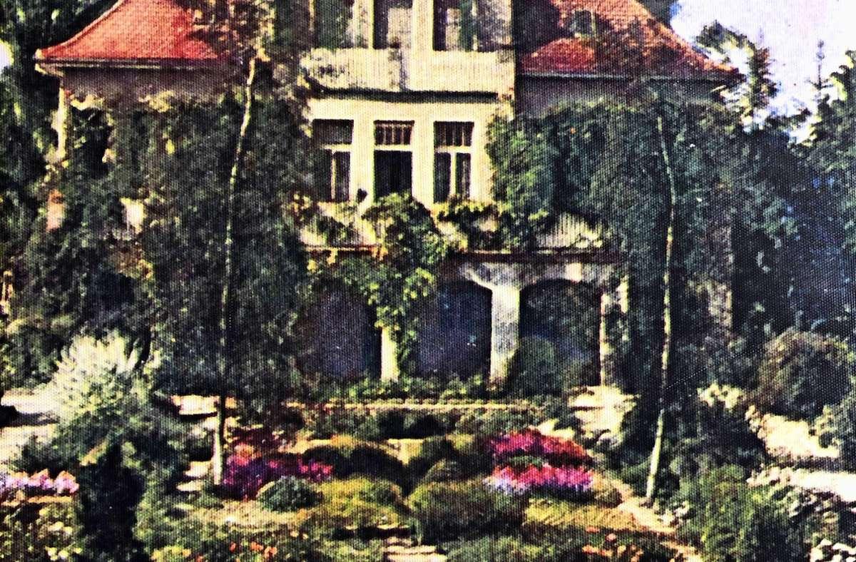 Wie aus der Gärtnerei ein Wohngebiet wurde...