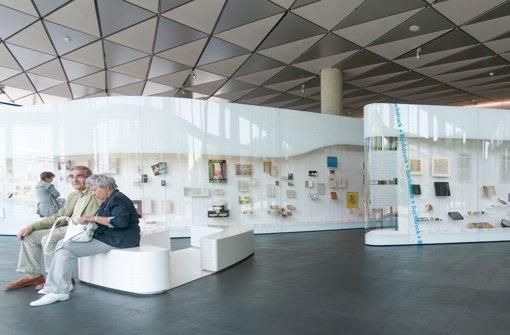 Keineswegs angestaubt: die Dauerausstellung Foto: Deutsche Nationalbibliothek