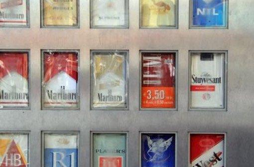 14 j hriger schwer verletzt jugendliche sprengen zigarettenautomat auf polizeibericht. Black Bedroom Furniture Sets. Home Design Ideas