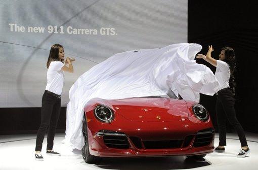 Porsche und Mercedes zeigen ihre Babys