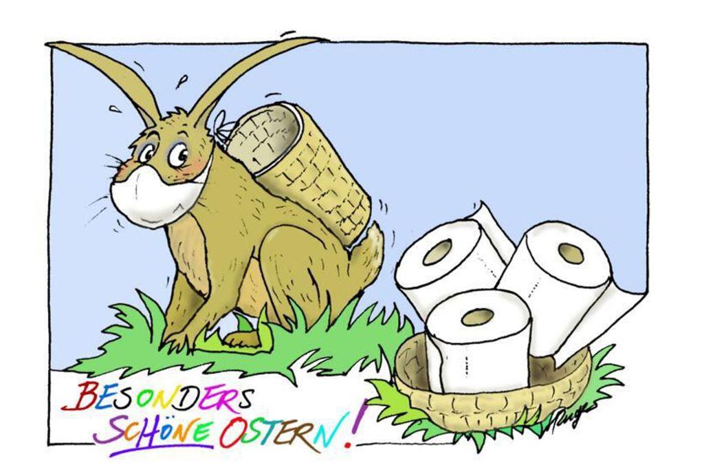 Ostern 2020 - Feiertage im Zeichen von Corona