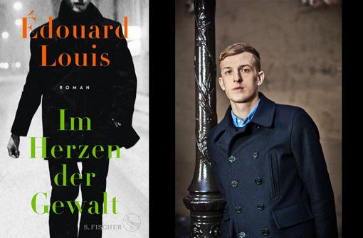 Am 13.10. im Literaturhaus: Autorenlesung mit Édouard Louis