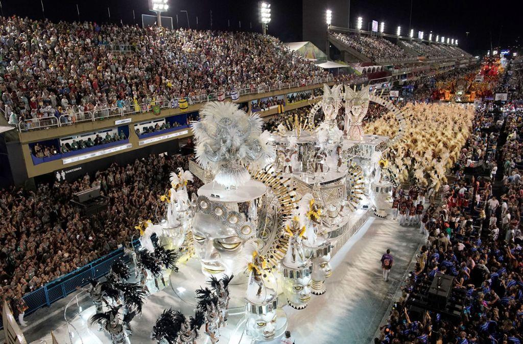 Karnevall In Rio