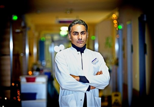 Früher Flüchtling, heute Chefarzt