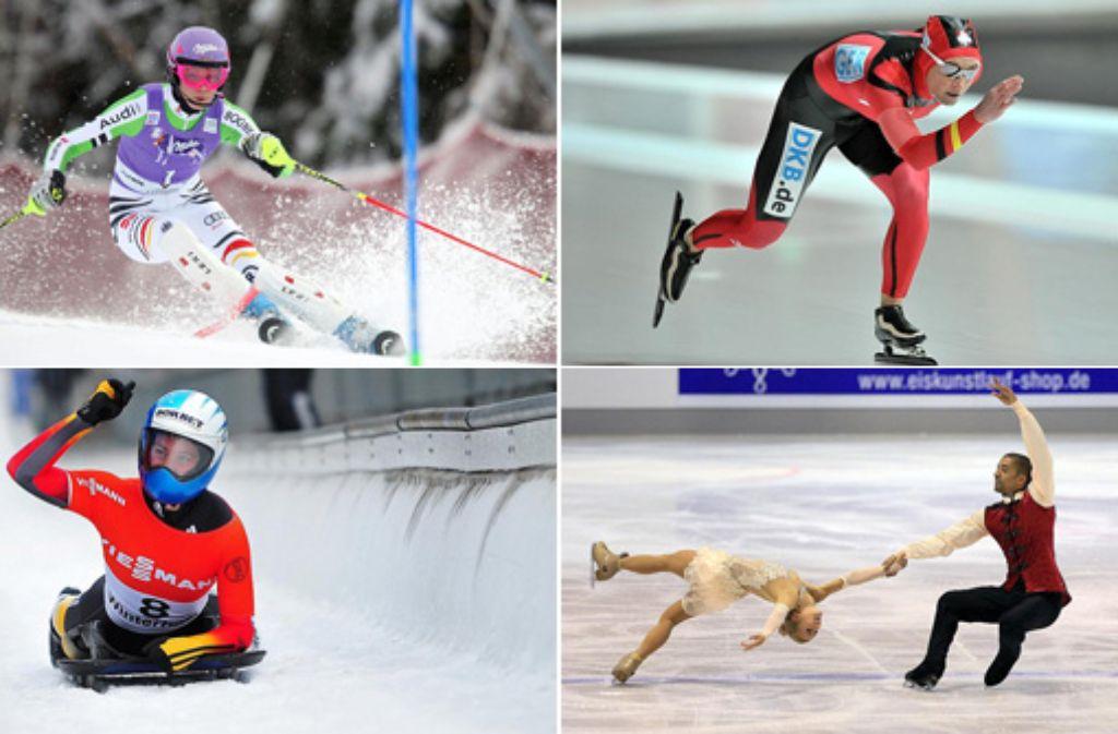 Arbeitsblätter Olympische Winterspiele : Olympische winterspiele in sotschi die medaillen chancen