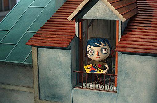 Animation: Mein Leben als Zucchini