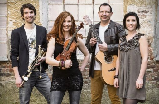 Celtic Folk Musik mit Cara in VS-Schwenningen
