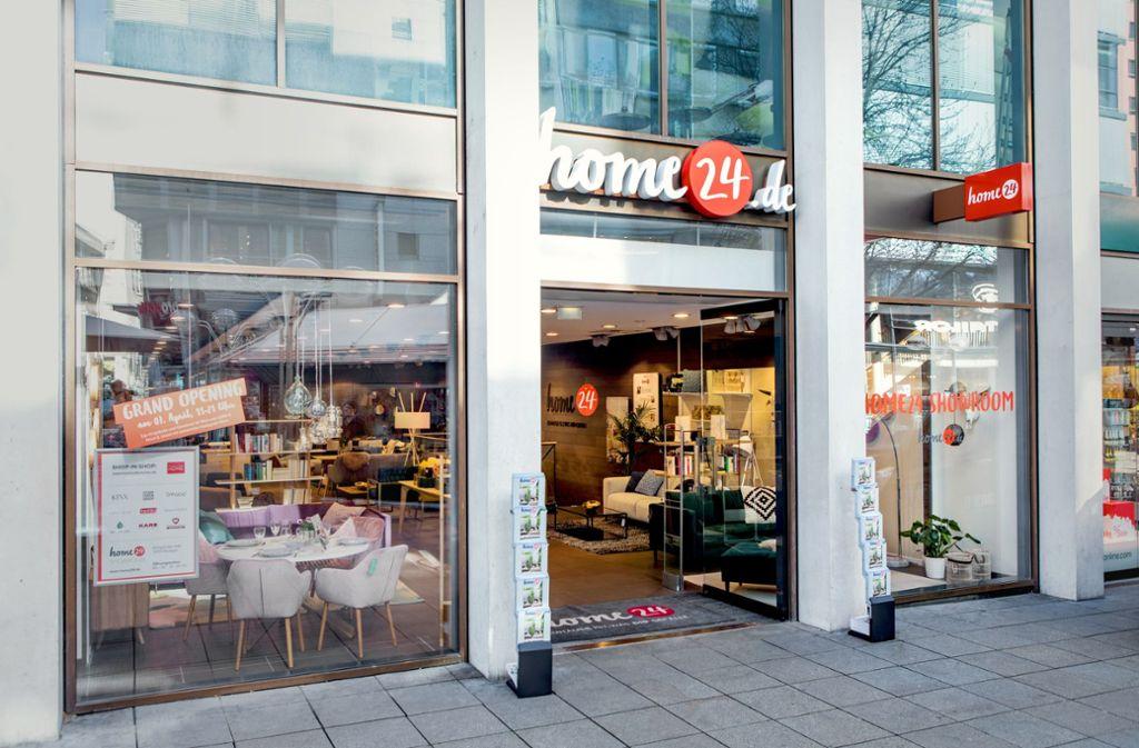 Home24 Eröffnet Showroom In Stuttgart Online Händler Drängt Es In