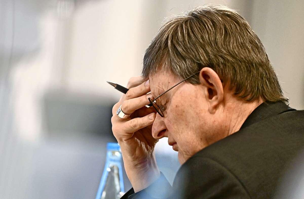 Sexueller Missbrauch in der Kirche: Das steht im umstrittenen Gutachten für das Erzbistum Köln