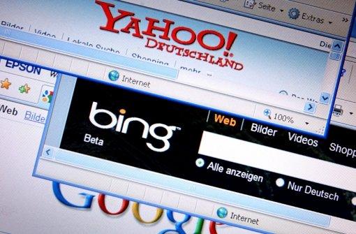 Suchmaschinen dienen der Orientierung im Netz. Mitte der 1990er Jahre gab es einen regelrechten Boom, weil unzählige Anbieter auf den Markt drängten. Foto: dpa