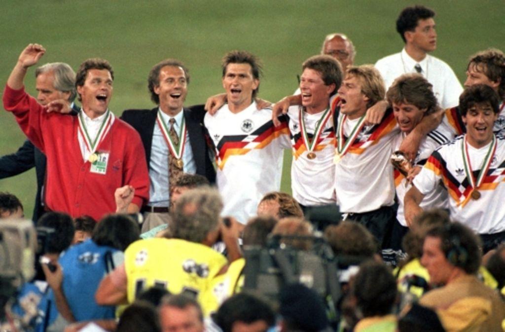 Wm Historie Weltmeister Ohne Einsatz Fussball