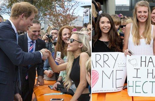 Amoklauf Neuseeland: Fotostrecke: Prinz Harry: Er Hat Nen Schlag Bei Den Frauen