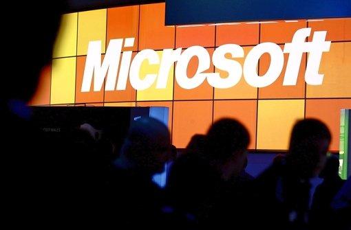 Auch Microsoft zeiht es in Steuerparadiese Foto: epa