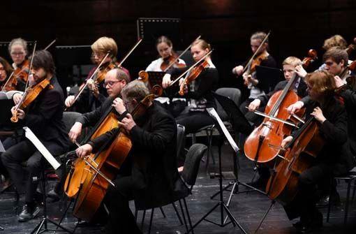 KKL-Liederhalle: Stuttgarter Kammerorchester