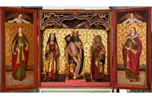 Sakrale Kunst des Mittelalters zeigt die Sammlung Dursch im Dominikanermuseum Rottweil