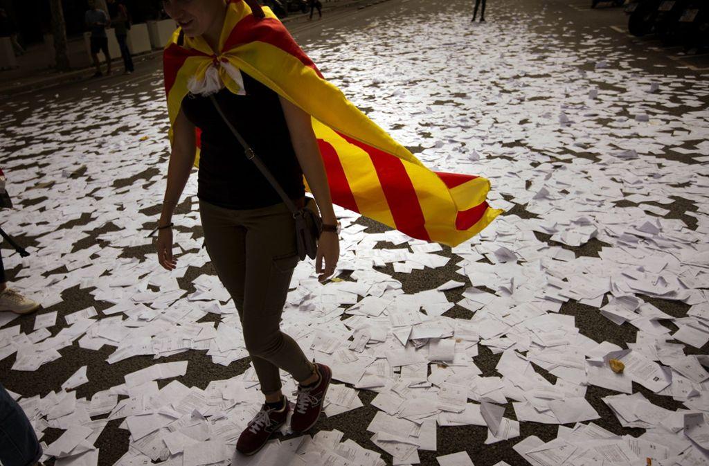 Rechte Proteste In Spanien Lärm Ohne Hintergrund Politik