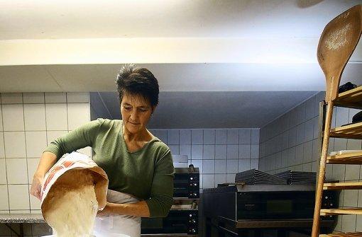 Backen war ein Hobby von Elke Scheuler. Foto: factum/Granville