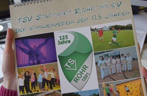 Der Jubiläumskalender ist bereits erschienen. Foto: Alexandra Kratz