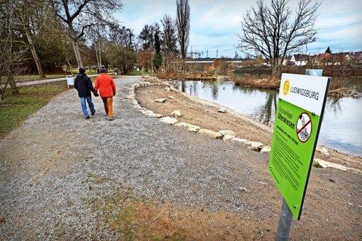 Stadt plant Erlebnisbucht am Neckar