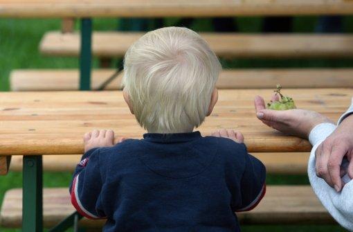 Irgendwann wissen die Kleinen dann, was sie wollen. Und was nicht. Foto: dpa