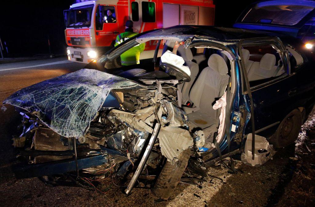 A14 Bei Leipzig Zwei Tote Bei Unfall Mit Geisterfahrer Panorama