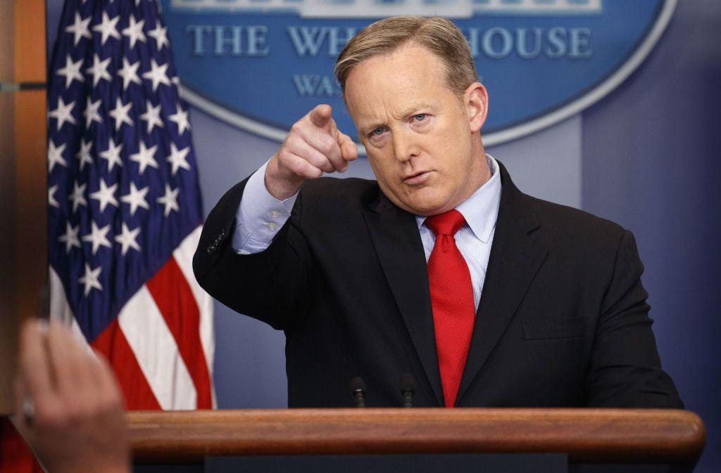 Trump Pressesprecher
