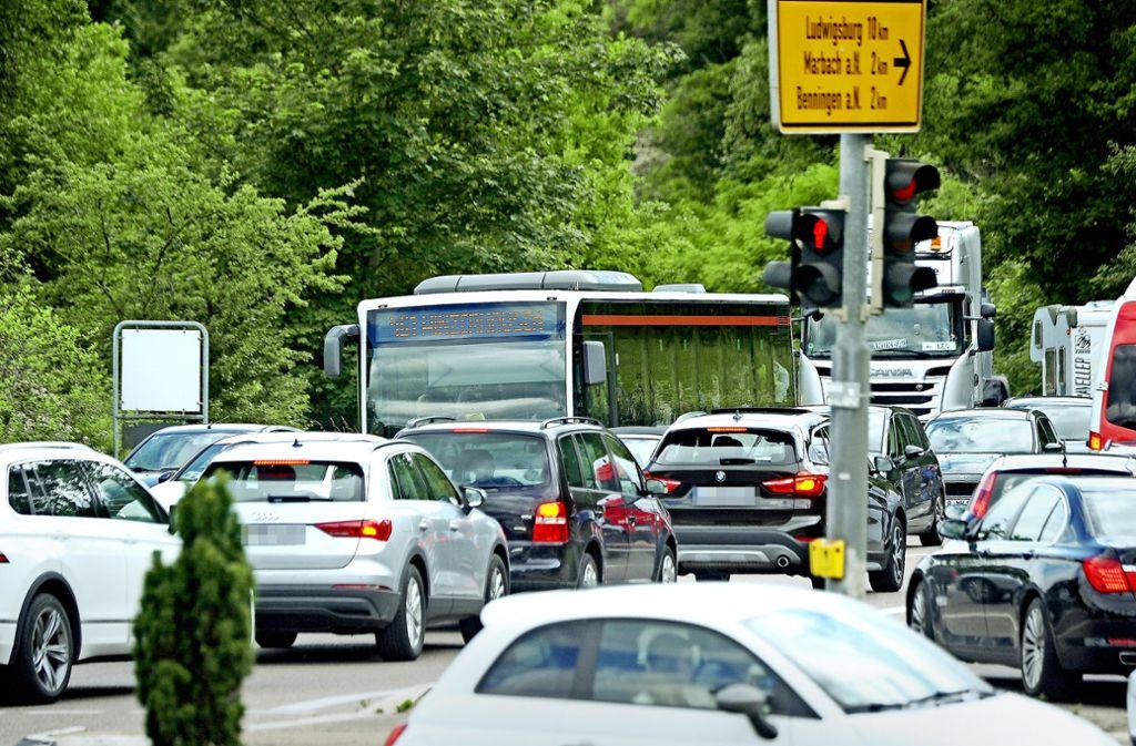 ÖPNV im Bottwartal - Busse sollen schneller vorankommen - Stuttgarter Zeitung